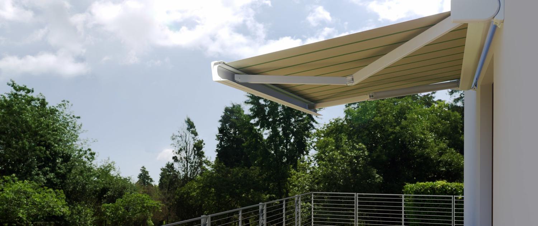 Tenda da sole Caraibi di MV Living